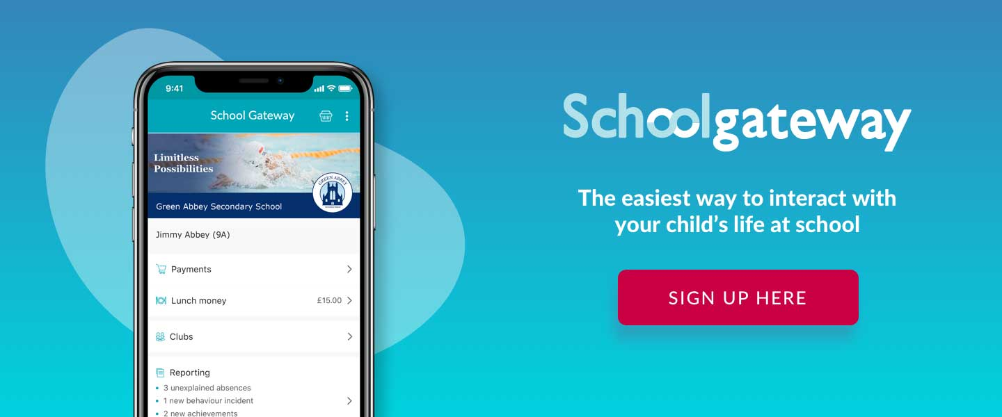 Signup to School Gateway
