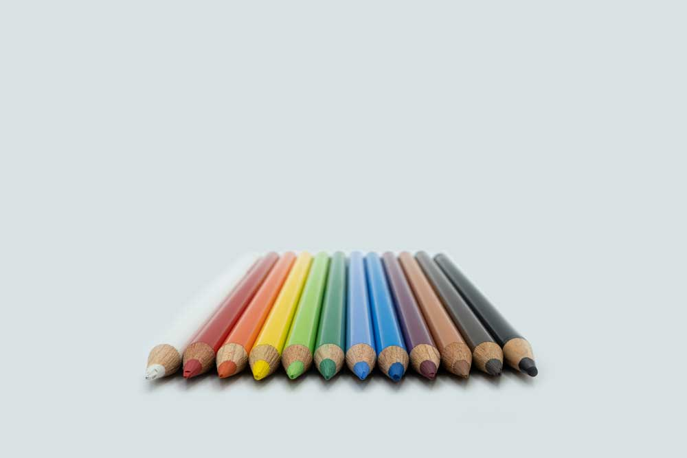 Year 3 Anning Class image - Colouring Pencils