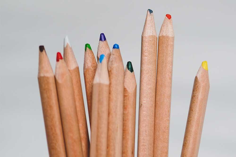 Year 6 Davison Class image - Colouring Pencils