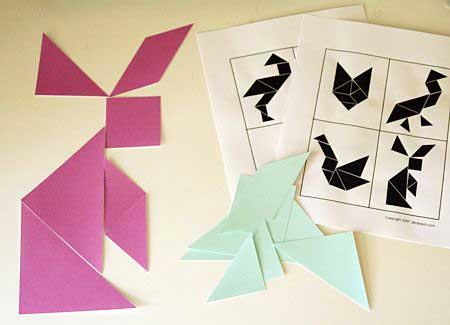 Mint days image 1 origami image