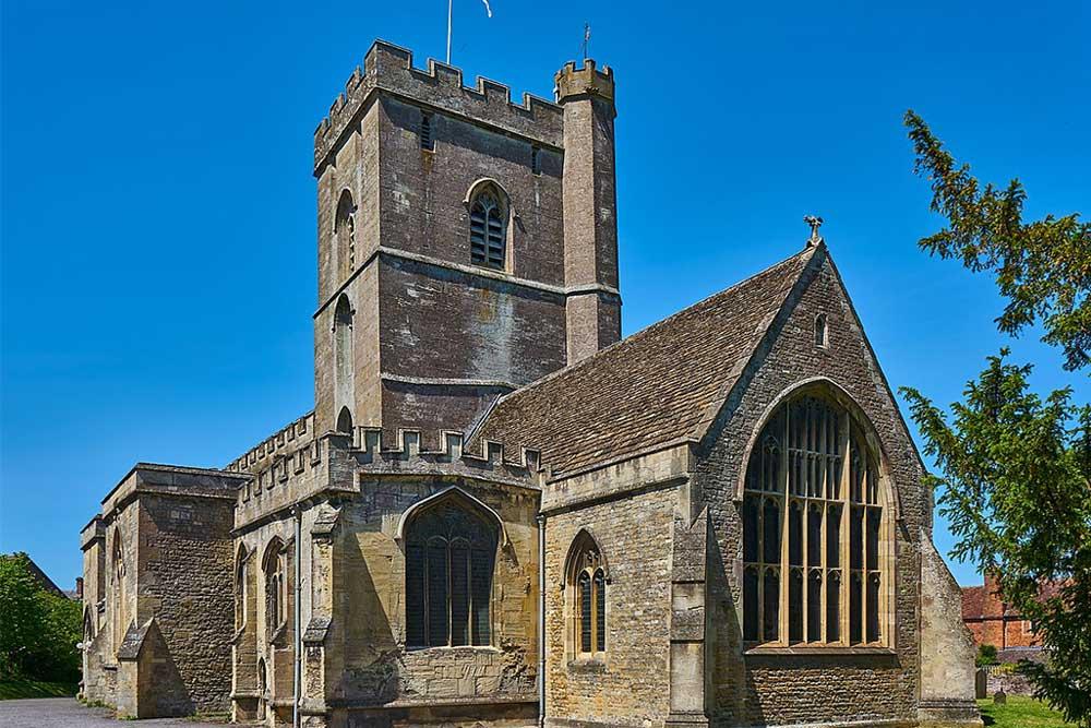 wjs our church school exterior image of All Saints' Church Westbury