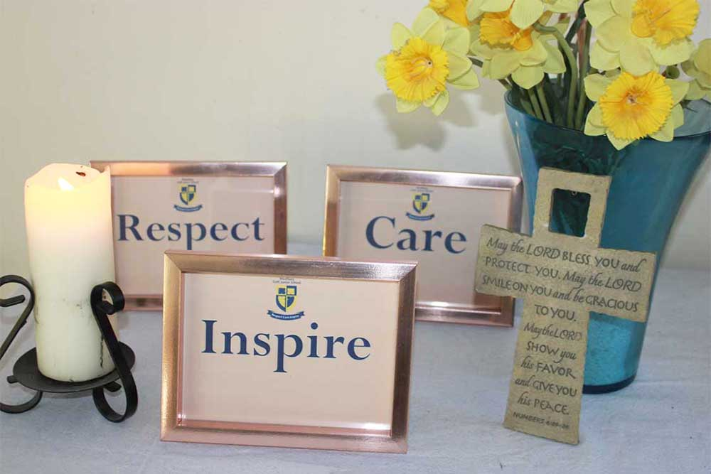 wjs our church school values image