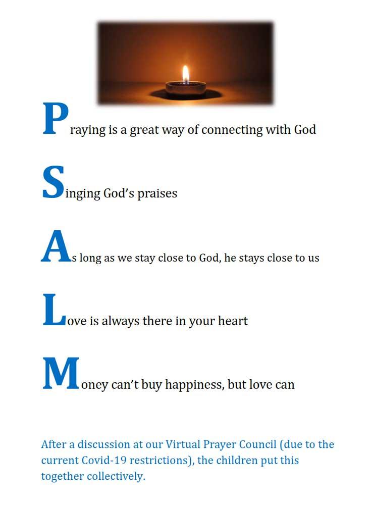 wjs prayer council image psalm